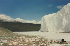 View in the Dry Valleys