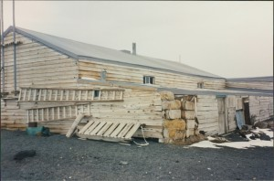 Scotts Hut at Cape Evans